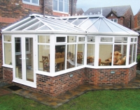 P-Shape Conservatories